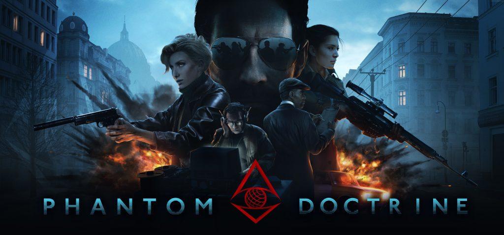 Phantom Doctrine Artwork Poster Wallpaper