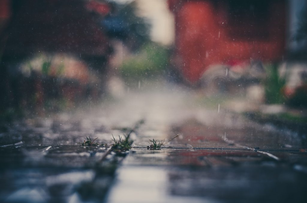 Smoke Rain Water Outdoors 5k Wallpaper