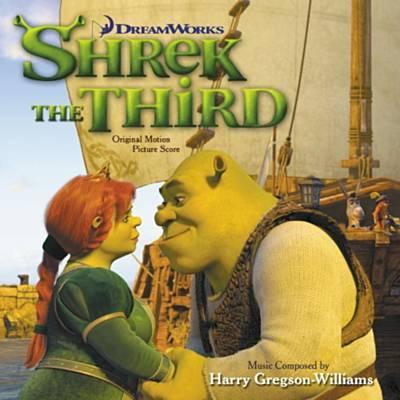 دانلود موسیقی متن فیلم Shrek The Third – توسط Harry Gregson-Williams