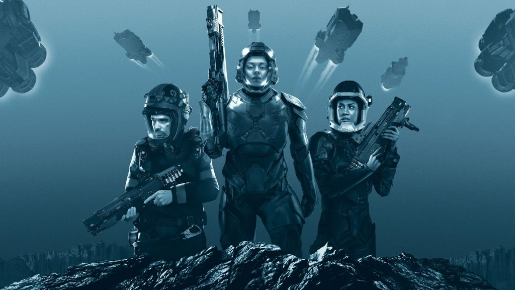 The Expanse TV Shows Wallpaper