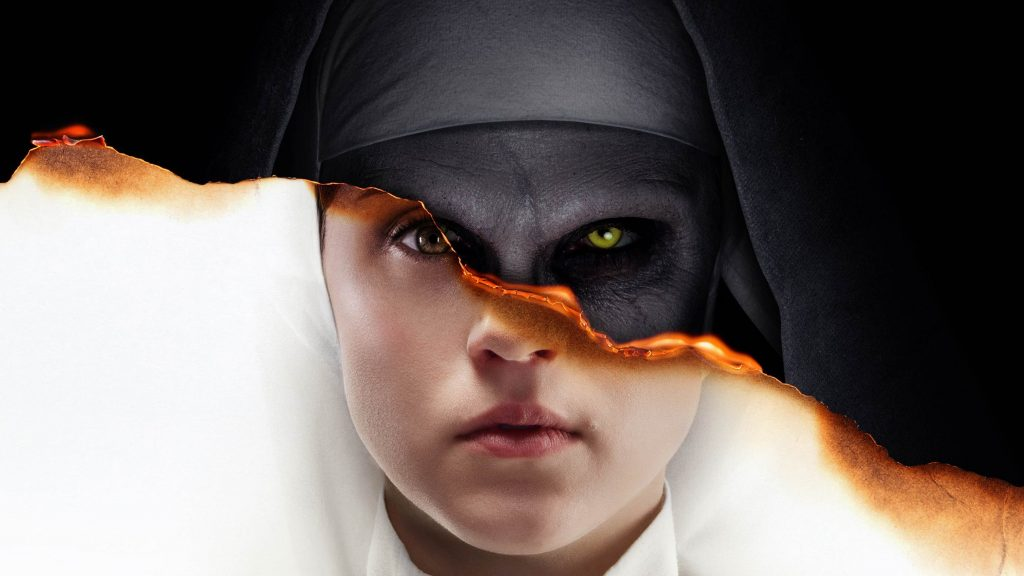 The Nun Movie 2018 Wallpaper