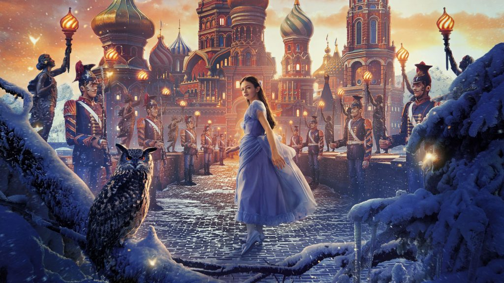 The Nutcracker And The Four Realms 2018 5k Wallpaper