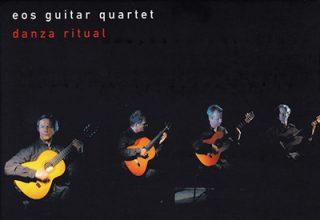 دانلود آلبوم موسیقی Danza Ritual توسط Eos Guitar Quartet