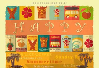 دانلود آلبوم موسیقی Happy توسط Hollywood Buzz Music