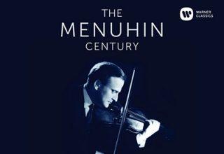 دانلود آلبوم موسیقی Menuhin - Virtuoso of the Century توسط Yehudi Menuhin