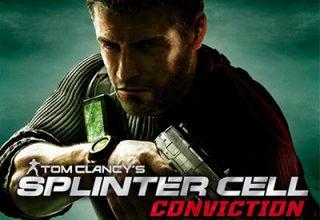 دانلود موسیقی متن بازی Tom Clancy's Splinter Cell Conviction – توسط Michael Nielsen, Kaveh Cohen