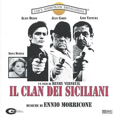 دانلود موسیقی متن فیلم Il Clan Dei Siciliani – توسط Ennio Morricone