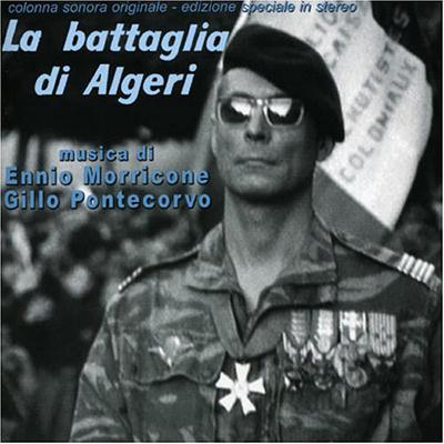 دانلود موسیقی متن فیلم La battaglia di Algeri – توسط Ennio Morricone, Gillo Pontecorvo