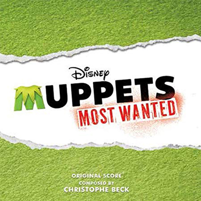 دانلود موسیقی متن فیلم Muppets Most Wanted – توسط Christophe Beck
