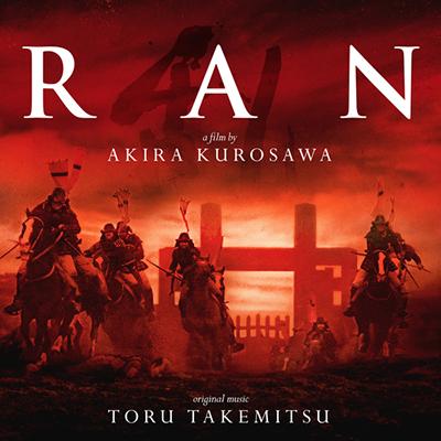 دانلود موسیقی متن فیلم Ran – توسط Toru Takemitsu