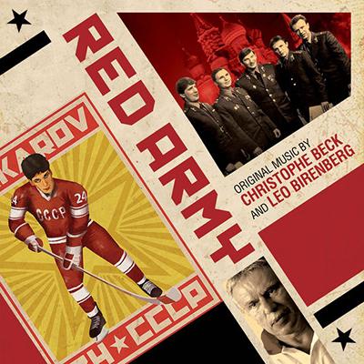 دانلود موسیقی متن فیلم Red Army – توسط Christophe Beck