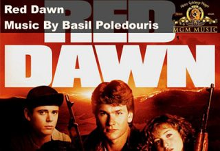دانلود موسیقی متن فیلم Red Dawn – توسط Basil Poledouris