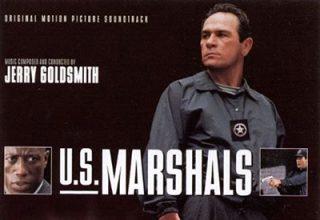 دانلود موسیقی متن فیلم U.S. Marshals – توسط Jerry Goldsmith