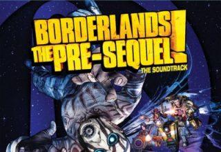 دانلود موسیقی متن بازی Borderlands: The Pre-Sequel – توسط Des Shore, Jesper Kyd & Justin Mullins