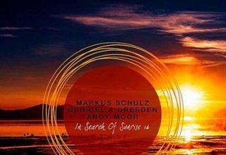 دانلود آلبوم موسیقی In Search of Sunrise 14 Mixed توسط Markus Schulz, Gabriel, Dresden, Andy Moor