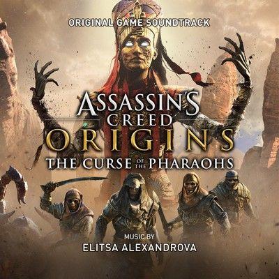 دانلود موسیقی متن بازی Assassin's Creed Origins: The Curse of the Pharaohs