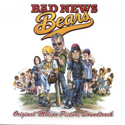 دانلود موسیقی متن فیلم Bad News Bears