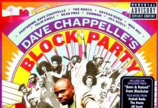 دانلود موسیقی متن فیلم Dave Chappelle's Block Party