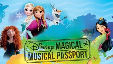 دانلود موسیقی متن فیلم Disney Magical Musical Passport