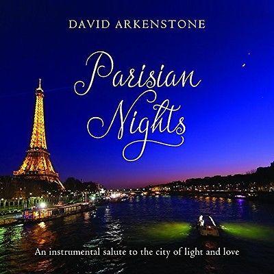 دانلود آلبوم موسیقی Parisian Nights توسط David Arkenstone