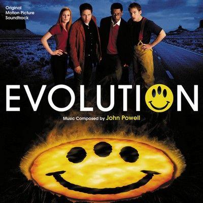 دانلود موسیقی متن فیلم Evolution