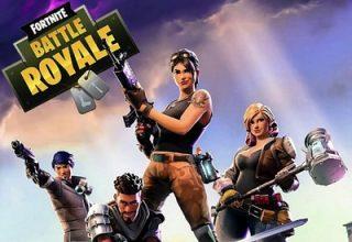 دانلود موسیقی متن بازی Fortnite Battle Royale