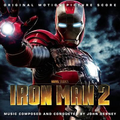 دانلود موسیقی متن فیلم Iron Man 2