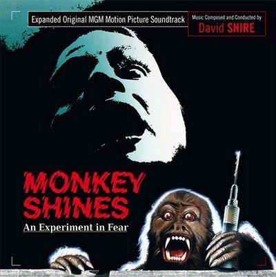 دانلود موسیقی متن فیلم Monkey Shines