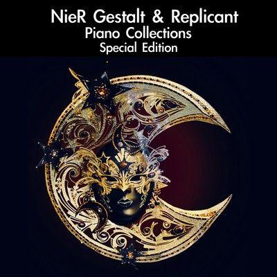 دانلود مجموعه پیانو موسیقی متن بازی NieR Gestalt & Replicant