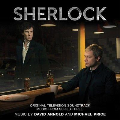 دانلود موسیقی متن سریال Sherlock - Series 3 – توسط Michael Price, David Arnold