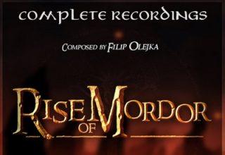 دانلود موسیقی متن بازی Total War: Rise of Mordor