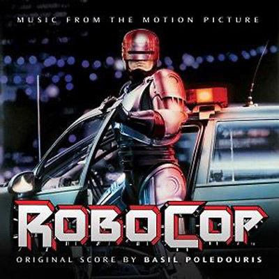 دانلود موسیقی متن فیلم Robocop – توسط Basil Poledouris