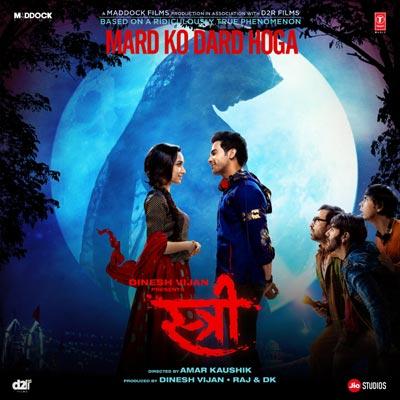 دانلود موسیقی متن فیلم Stree – توسط Sachin-jigar
