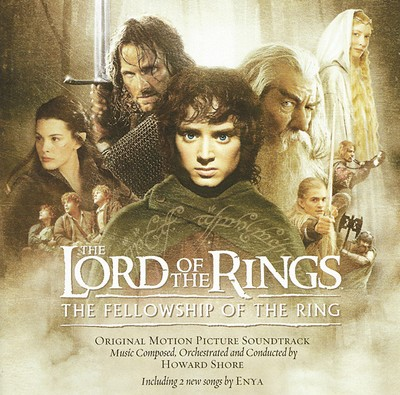 دانلود موسیقی متن فیلم The Lord of the Rings: The Fellowship of the Ring