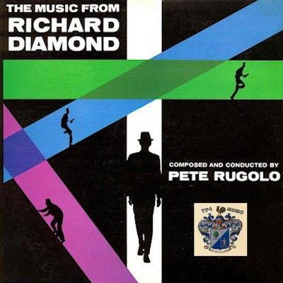 دانلود موسیقی متن برنامه Richard Diamond