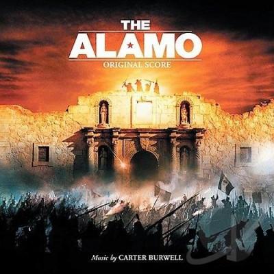 دانلود موسیقی متن فیلم The Alamo – توسط Carter Burwell