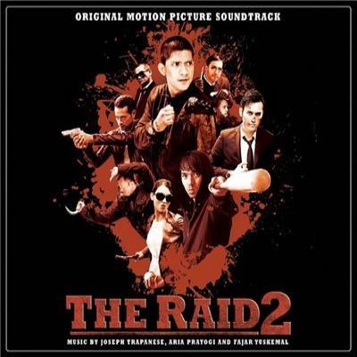 دانلود موسیقی متن فیلم The Raid 2 – توسط Joseph Trapanese, Aria Prayogi, Fajar Yuskemal