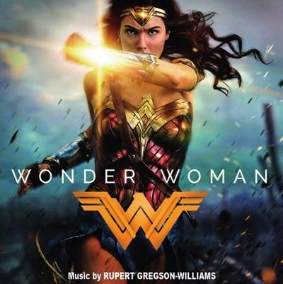 دانلود موسیقی متن فیلم Wonder Woman
