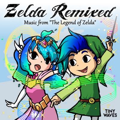دانلود مجموعه ریمیکس شده موسیقی متن بازی The Legend of Zelda