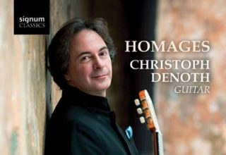 دانلود آلبوم موسیقی Homages: A Musical Dedication توسط Christoph Denoth
