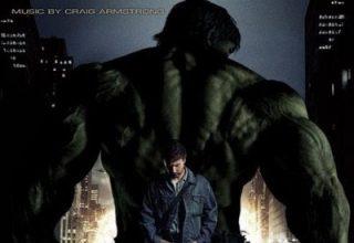 دانلود موسیقی متن فیلم The Incredible Hulk – توسط Craig Armstrong