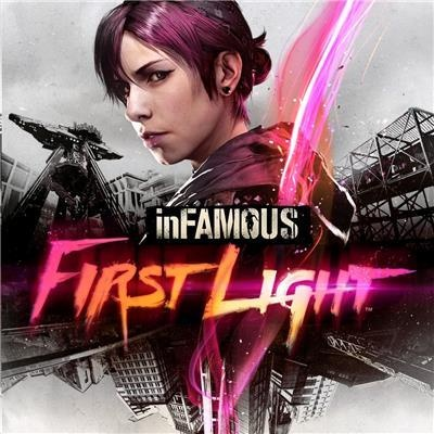 دانلود موسیقی متن بازی inFAMOUS: First Light – توسط Marc Canham, Brain, Nathan Johnson, Infected Scorpion