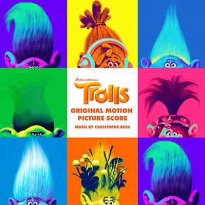 دانلود موسیقی متن فیلم Trolls – توسط Christophe Beck, Jeff Morrow
