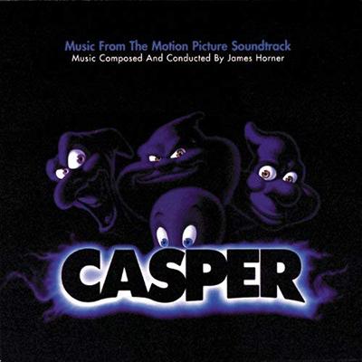 دانلود موسیقی متن فیلم Casper – توسط James Horner