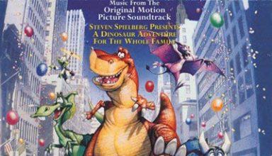 دانلود موسیقی متن فیلم We're Back! A Dinosaur's Story – توسط James Horner