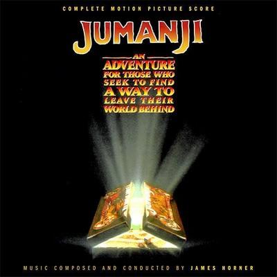 دانلود موسیقی متن فیلم Jumanji – توسط James Horner