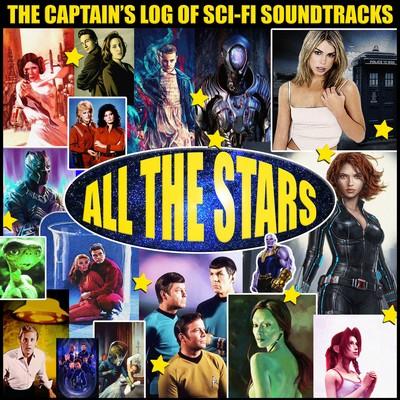 دانلود مجموعه موسیقی متن All The Stars: The Captain's Log Of Sci-Fi