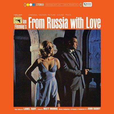 دانلود موسیقی متن فیلم From Russia with Love