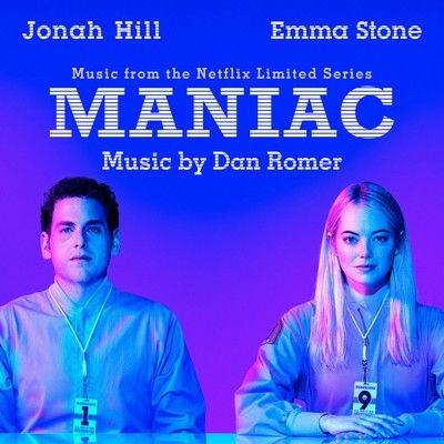 دانلود موسیقی متن سریال Maniac