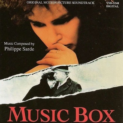 دانلود موسیقی متن فیلم Music Box
